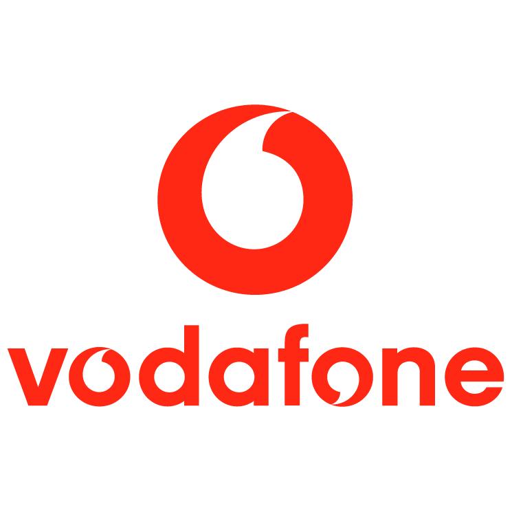 Simobil Vodafone Logo photo - 1