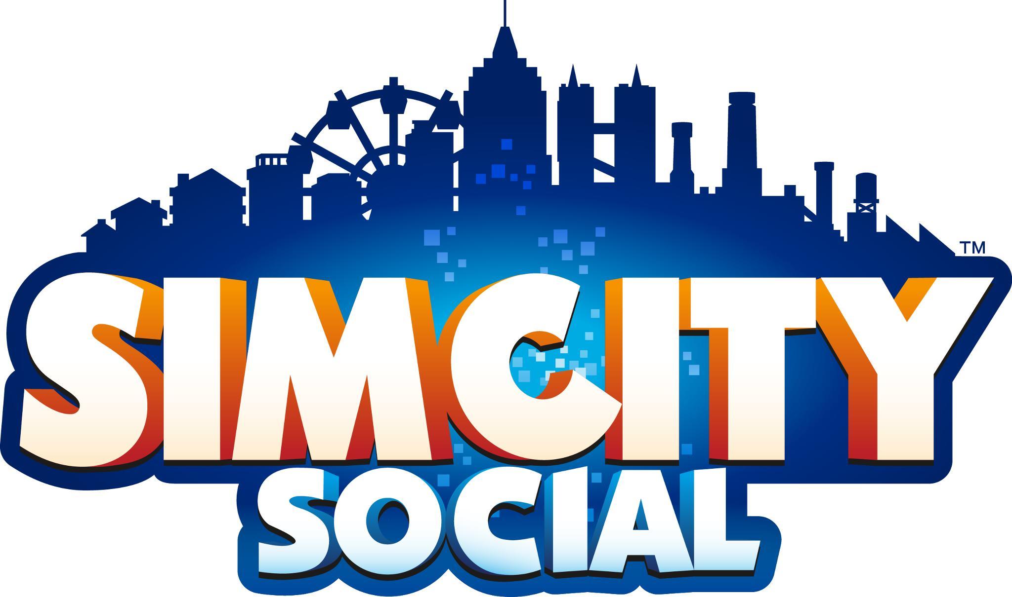 Sims Social Logo photo - 1