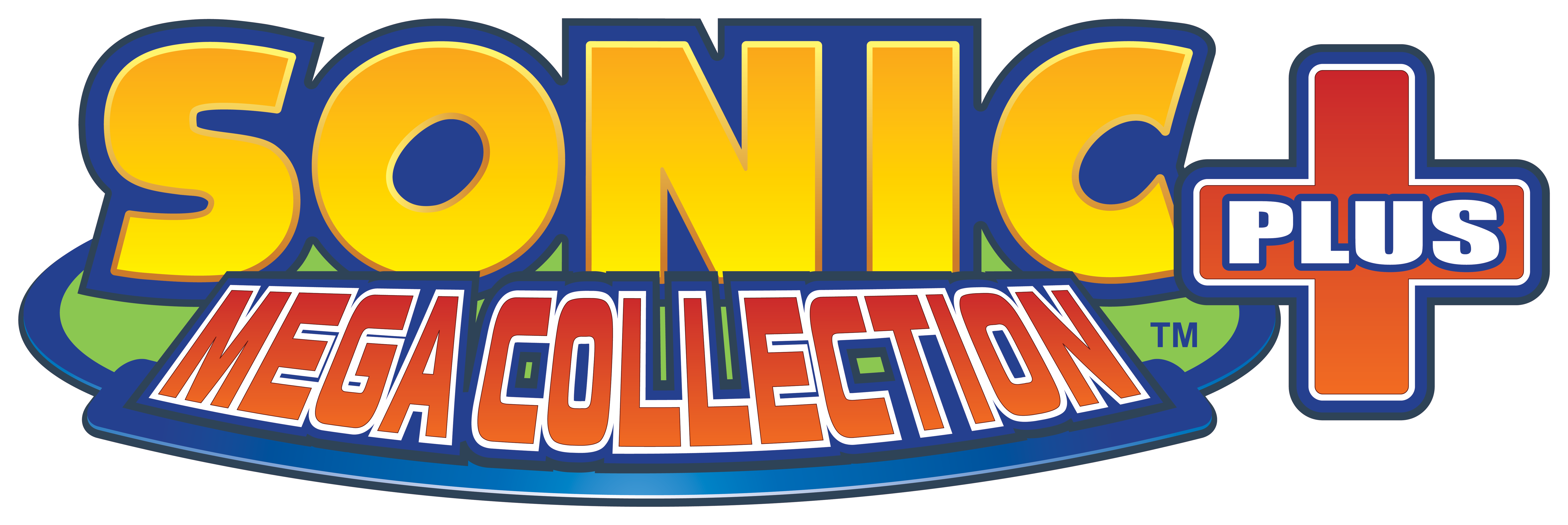 Sonic Mega Collection Logo photo - 1