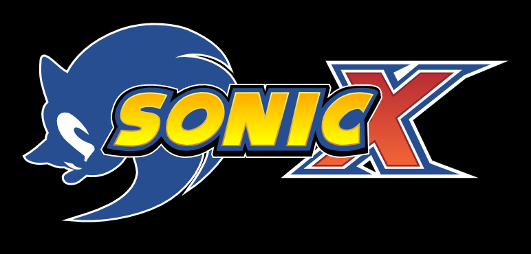 Sonic X Anime Logo photo - 1