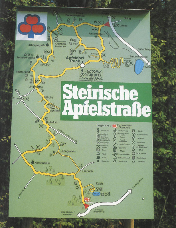Steirische Apfelstrasse Logo photo - 1