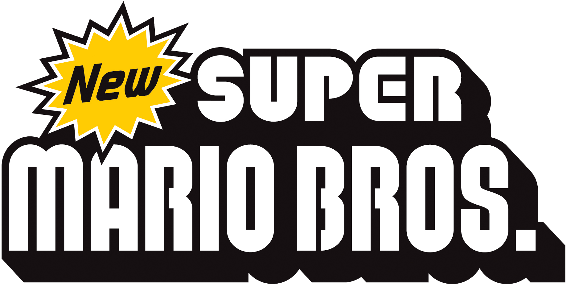Super Mario Bros. Logo photo - 1