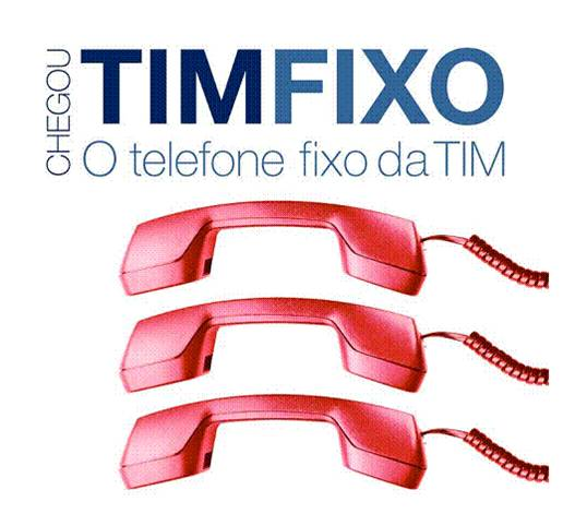 TIM FIXO Logo photo - 1