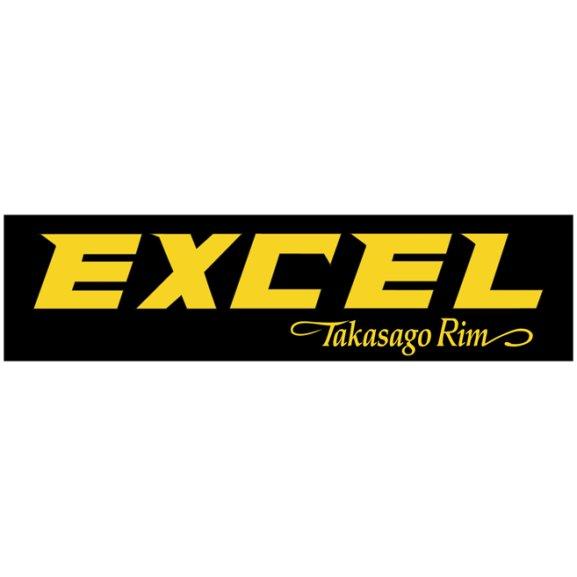 Takasago Excel Rim Logo photo - 1