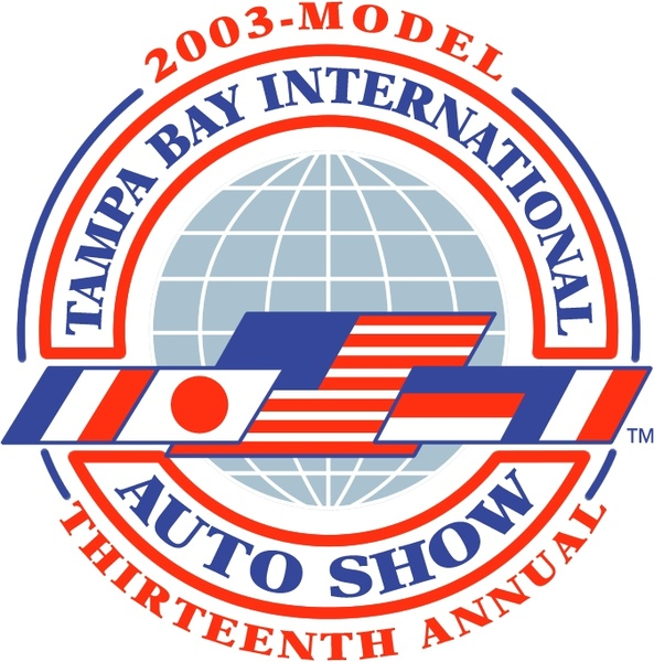 Tampa Bay International Auto Show Logo photo - 1