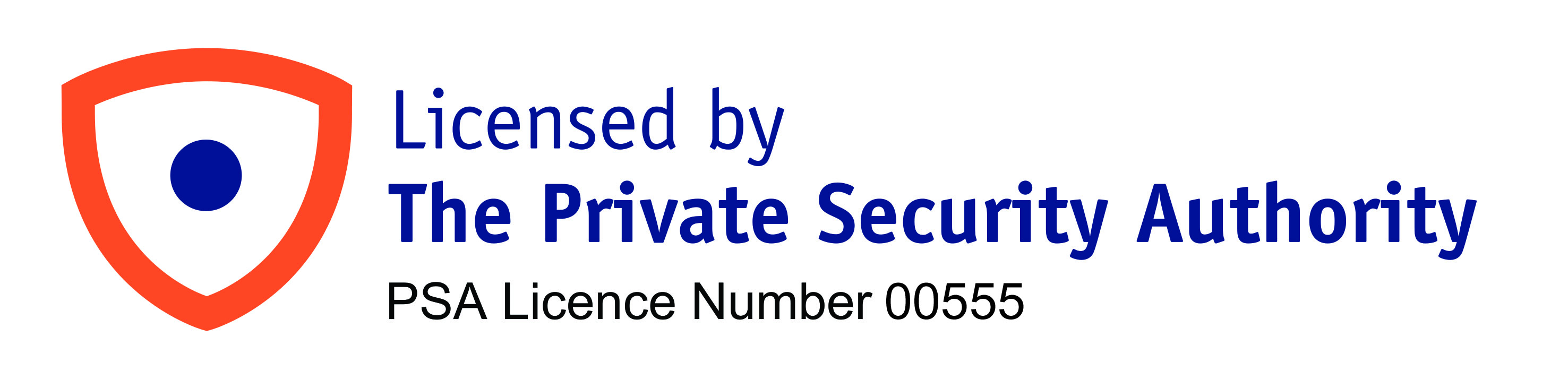 The Private Security Authority Logo photo - 1