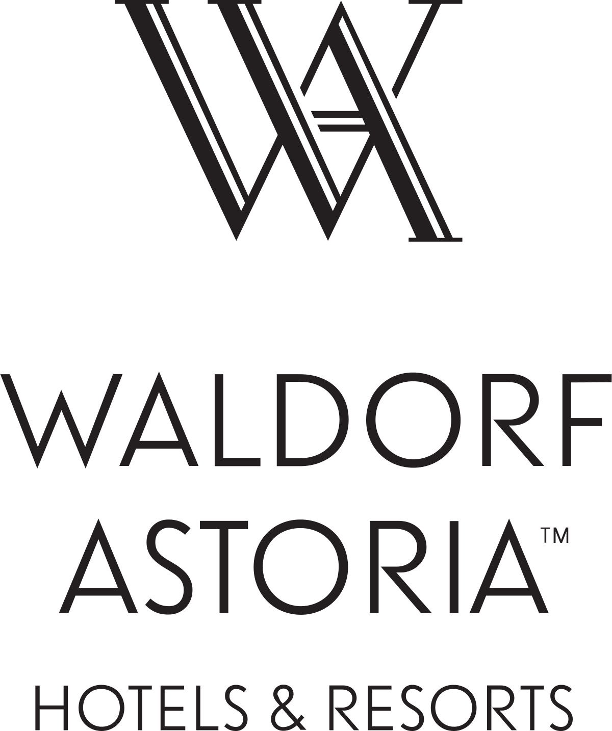 Waldorf Astoria Logo photo - 1