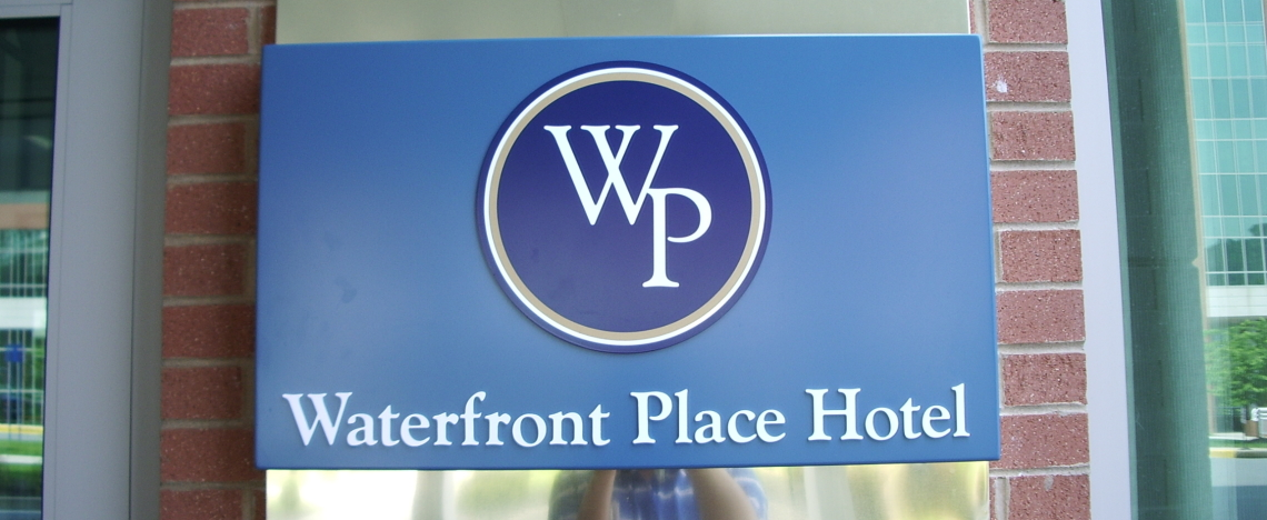 Waterfront Place Hotel Logo photo - 1