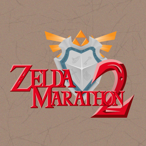 Zelda Marathon NL Logo photo - 1