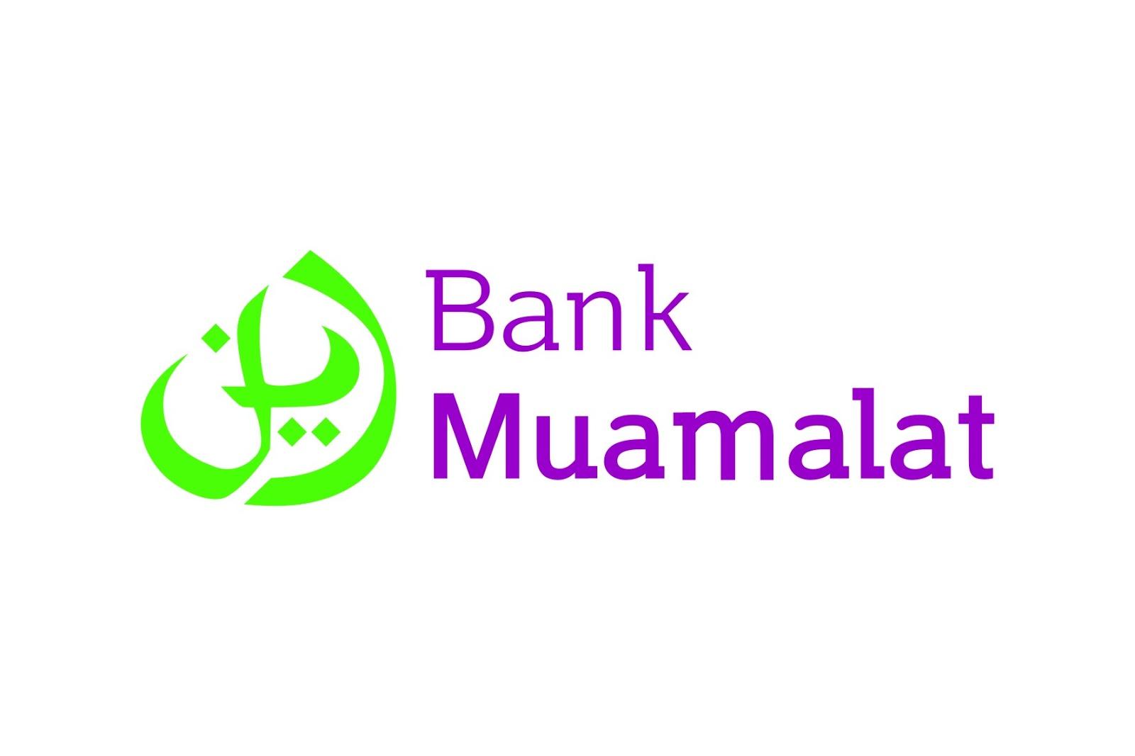 bank muamalat Logo photo - 1