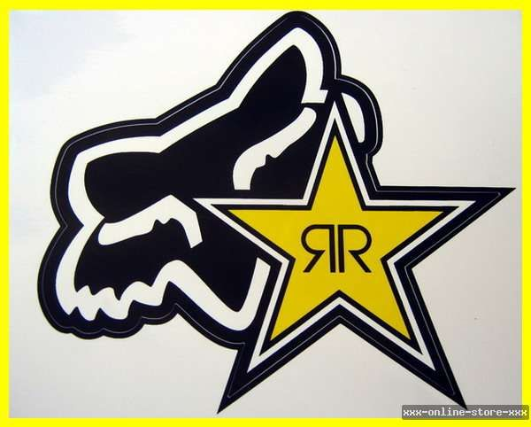 fox racing rockstar logo about of logos