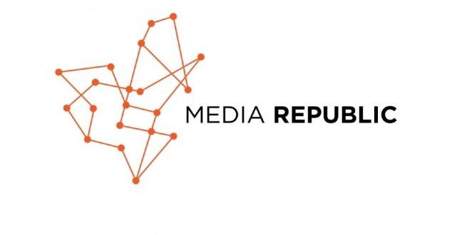 media republic Logo photo - 1