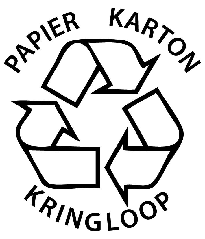 papier kringloop Logo photo - 1