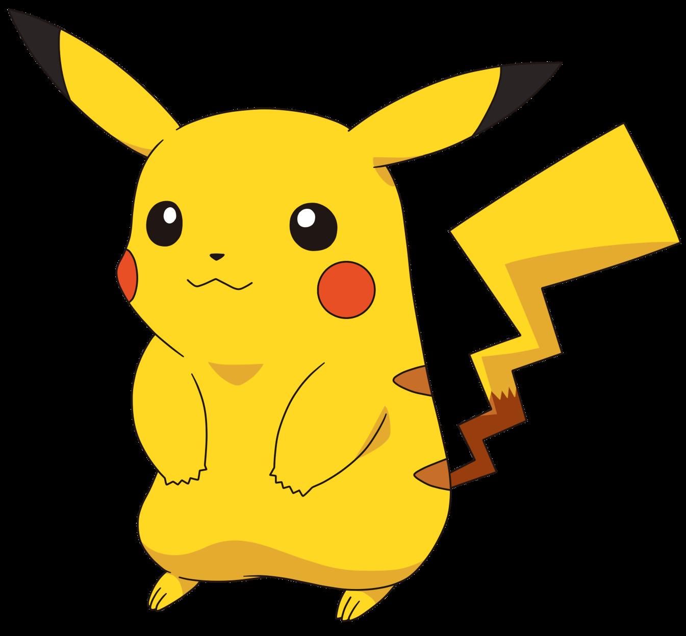 picachu pokémon Logo photo - 1