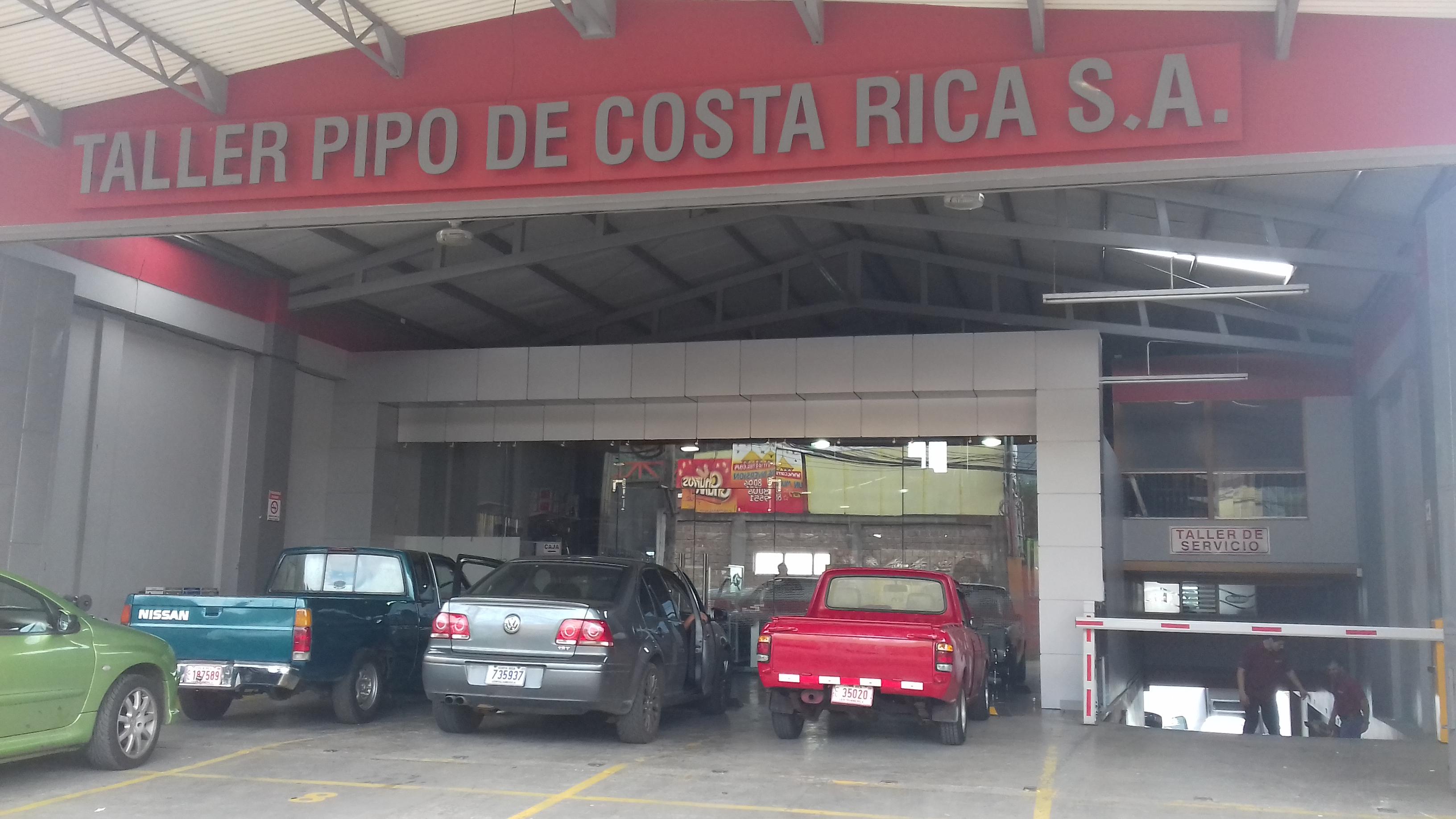taller pipo Logo photo - 1